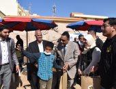 محافظة مطروح تحتفل بيوم اليتيم وتوزع هدايا وتنظم حفلا ترفيهيا للأطفال.. صور وفيديو