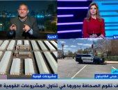 """أحمد أيوب لـ""""مانشيت"""": الدولة تنفذ مشروعات عديدة فى نفس الوقت وهذا دليل على قوتها"""