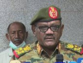 رئيس هيئة الأركان السودانى يتفقد قوات الجيش فى منطقة الفشقة