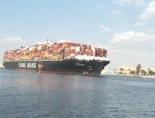 رئيس هيئة قناة السويس: عبور كافة السفن المنتظرة بالمجرى الملاحى اليوم