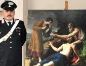 لوحة نيكولا بوسان تعود لأصحابها.. سرقها النازيون فى فرنسا وعثر عليها بإيطاليا