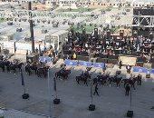 ميدان التحرير يستعد للاحتفال.. نقل المومياوات مشهد عظمة تاريخ مصر