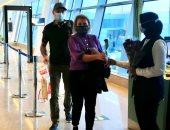 مطار الغردقة يستقبل رحلة جديدة من لوكسمبورج على متنها 138 سائحًا