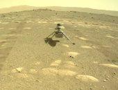 هليكوبتر ناسا تنجح فى إطلاق رحلتها الثانية عبر الغلاف الجوى للمريخ
