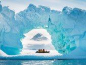 الحضارة الثلجية القديمة.. أثار جليدية فى القارة القطبية