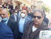 النائب محمد تيسير مطر يشارك وفد برلمانى زيارة سوهاج لتفقد مشروعات حياة كريمة