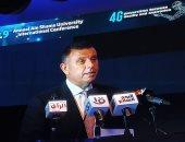 جامعة عين شمس: إنشاء جامعة أهلية بالتجمع وافتتاح مركز للابتكار بمايو المقبل