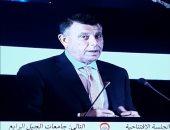 رئيس جامعة عين شمس: انطلاقة جديدة لدعم مسارات الابتكار فى مختلف التخصصات