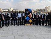 """طلاب إعلام حلوان يطلقون مشروع تخرج """"كيمت"""" للترويج للمتحف المصرى الكبير"""