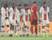 مبابي يقود هجوم باريس سان جيرمان أمام ستراسبورج في الدوري الفرنسي