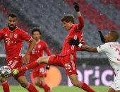 "دوري الابطال.. مولر يتعادل لـ بايرن ميونخ أمام باريس سان جيرمان ""فيديو"""