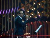 صابر الرباعى: نقابة الفنانين بتونس هدفها أن يكون للفنان والموسيقى مكانة فى بلده