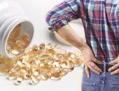 دراسة تكشف علاقة آلام أسفل الظهر بنقص فيتامين (د)