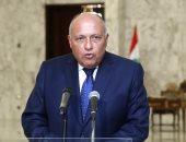 وزير الخارجية يبحث مع نظيره الأردنى سُبل إنهاء الأزمة بين الفلسطينيين والاسرائيليين