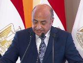 وزير العدل: مجمع الإصدارات المؤمنة يدعم رقمنة وثائق المحاكم والشهر العقارى