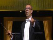 نادر عباسى يكشف سر إصراره على الغناء باللغة المصرية القديمة بحفل موكب المومياوات