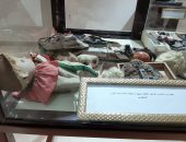 فى ذكرى مذبحة بحر البقر.. تجديد متحف المدرسة بـ 120 ألف جنيه.. صور