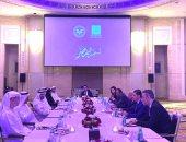 رئيس هيئة الاستثمار يقوم بجولة ترويجية للفرص الاستثمارية المصرية بدولة الإمارات