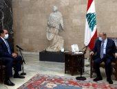 ميشال عون: نرحب بأى مبادرة تقوم بها جامعة الدول العربية لحل الأزمة اللبنانية
