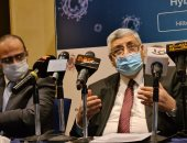 عوض تاج الدين: تخطينا ذروة الموجة الثالثة لكورونا ونسعى لتطعيم 40% بنهاية العام