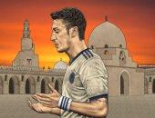مسعود أوزيل ينشر صورة لمسجد أحمد بن طولون وعلم مصر: جمعة مباركة لكل المسلمين
