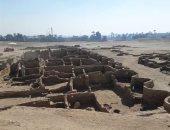 """مدير آثار بالأقصر لاكسترا نيوز: المُكتشف من مدينة """"صعود أتون"""" ثلثها فقط"""