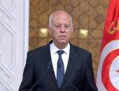 الرئيس التونسي قيس سعيد يأمر بمد حالة الطوارئ فى البلاد 6 أشهر جديدة