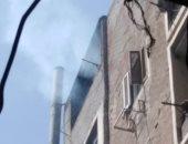 الحماية المدنية بقنا تسيطر على حرائق متفرقة فى 3 منازل و4 أحواش