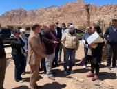 وزيرة البيئة: مشروع التجلى الأعظم يروج لسانت كاترين عالميا كوجهة سياحية