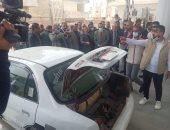 محافظ شمال سيناء يفتتح محطة غاز جديدة بالعريش تيسيرا على أصحاب السيارات.. فيديو
