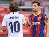 الريال ضد برشلونة .. التشكيل الرسمي للكلاسيكو في الدوري الإسباني