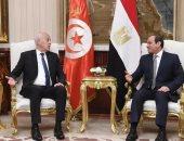 الرئيس التونسي يشهد حفلاً بالأوبرا المصرية يحييها لطفى بوشناق وريهام عبد الحكيم