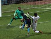 تونجيث السنغالى يسجل أول أهدافه فى شباك الزمالك بالدقيقة 48.. فيديو وصور