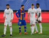 ريال مدريد يتصدر الدوري الإسباني بثنائية ضد برشلونة في الكلاسيكو