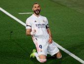 """بعد الكلاسيكو.. بنزيما """"المتوهج"""" سلاح ريال مدريد لتخطى عقبة ليفربول"""