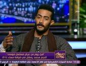 "محمد رمضان: التمساح فى ""موسى"" حقيقى.. ومش هاتسجن بالمسلسل ده"