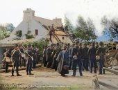 لمسات معاصرة لإحياء الماضى.. مشروع يعيد الألوان لصور التقطت قبل قرون بأيرلندا