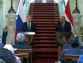 سامح شكرى: حريصون على استمرار دورية المفاوضات مع روسيا