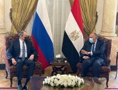 روسيا ومصر تبحثان فى موسكو حل الأزمات فى الشرق الأوسط وأفريقيا