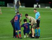 أتلتيكو مدريد يتلقى ضربة موجعة بإصابة جواو فيليكس وغيابه أسبوعين