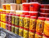 الطرشى.. يزين المائدة المصرية فى رمضان بالألوان الطبيعية .. ألبوم صور