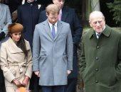 أصدقاء ميجان ماركل: الدوقة لم تسافر لجنازة الأمير فيليب حتى لا تكون محور اهتمام