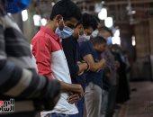 أجواء إيمانية فى ثانى أيام رمضان بمسجد السيدة زينب .. ألبوم صور