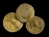 ذهب مزخرف وفضة محفورة.. عرض كنوز العصور الوسطى المكتشفة حديثا بمتحف ويلز بإنجلترا