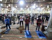 وزير الأوقاف: تهجدوا فى المنازل وبيوت الله لصلاة الفرائض والتراويح وصلاة العيد