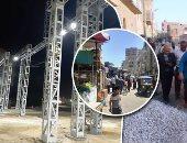 الدولة ترفع كفاءة البنية التحتية لمدينة طهطا بسوهاج بتكلفة نصف مليار جنيه.. تنفيذ مشروعات رصف وكهرباء وتغيير مواسير المياه وإنشاء مدارس وتبطين ترع بمبلغ 133 مليون جنيه.. ومدينة جديدة للأثاث تستوعب 719 ورشة