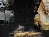 افتتاح قاعة المومياوات..عرض 12 تابوت بجانب الملوك المصرية القديمة بمتحف الحضارة