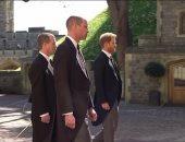ذى صن: الأمير تشارلز اجتمع بهارى وويليام بحضور كيت مدلتون لإصلاح العلاقات
