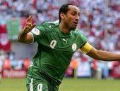 جول مورنينج.. السعودى سامى الجابر يسجل هدفا خياليا أمام تونس مونديال 2006