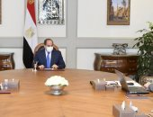 الرئيس السيسى يوجه بترسيخ مسارات وآليات العمل الجديدة لإنجاز المشروعات القومية